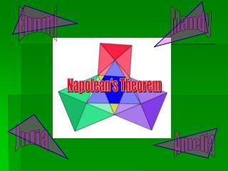 Napoleans Theorem