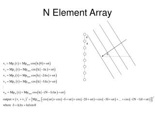N Element Array