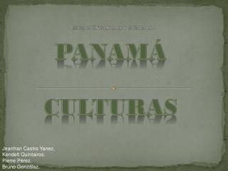 PANAM� CULTURAS