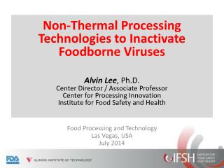 Food Processing and Technology Las Vegas, USA July 2014