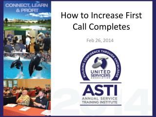 How to Increase First Call Completes