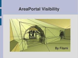 AreaPortal Visibility