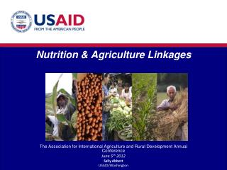 Nutrition & Agriculture Linkages