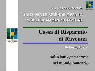 Cassa di Risparmio di Ravenna