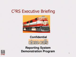 Confidential Reporting System Demonstration Program