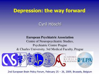Depression : the  way forward
