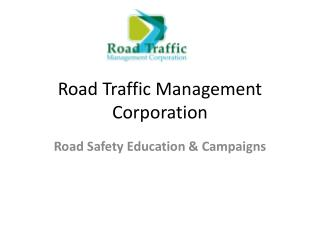 Road Traffic Management Corporation