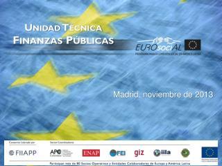 Unidad Técnica  Finanzas  Públicas