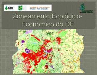 Zoneamento Ecol gico-Econ mico do DF