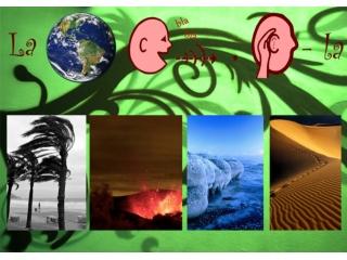 La Tierra habla