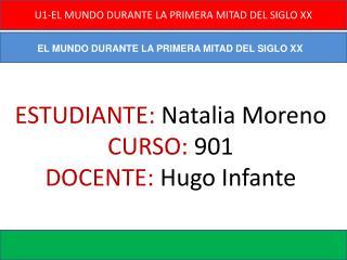 U1-EL MUNDO DURANTE LA PRIMERA MITAD DEL SIGLO XX