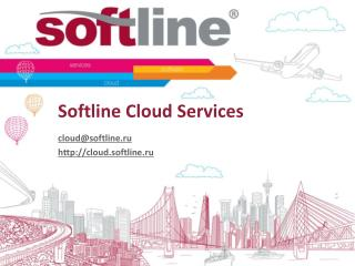 Softline Cloud Services