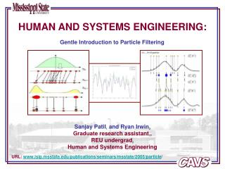 HUMAN AND SYSTEMS ENGINEERING: