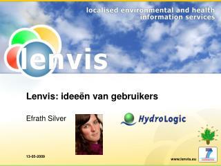 Lenvis: ideeën van gebruikers