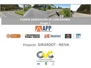 Proyecto  GIRARDOT - NEIVA