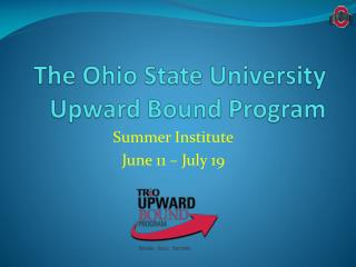 The Ohio State University Upward Bound Program
