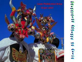 Carnavales Andinos de Arica