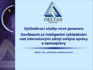 Vyhledávací služby nové generace