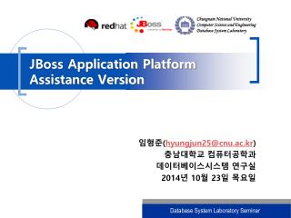 JBoss Application Platform Assistance Version