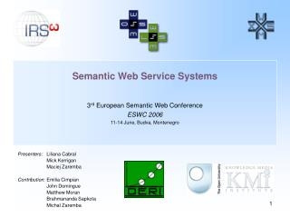 Semantic Web Service Systems