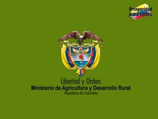 DESARROLLO DE CAPACIDADES EN USO SEGURO DE AGUAS RESIDUALES EN AGRICULTURA EN COLOMBIA