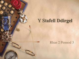 Y Stafell Ddirgel