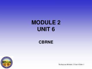 MODULE 2 UNIT 6