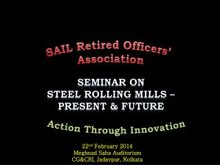 SAIL Retired  Officers�  Association
