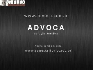 ADVOCA Solução Jurídica