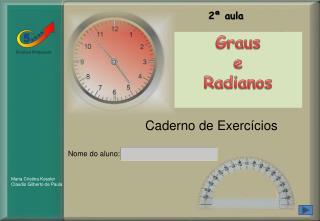 Graus  e Radianos