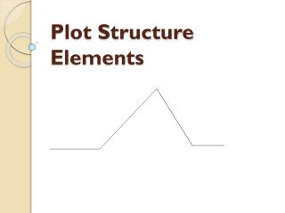 Plot Structure  Elements