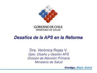 Desafíos de la APS en la Reforma