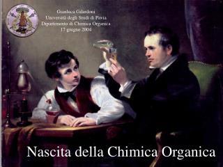 Nascita della Chimica Organica