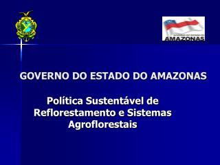GOVERNO DO ESTADO DO AMAZONAS