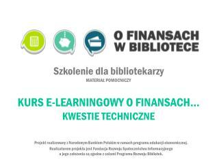 Projekt realizowany z Narodowym Bankiem Polskim w ramach programu edukacji ekonomicznej.