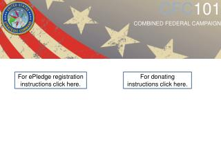 For  ePledge  registration instructions click here.