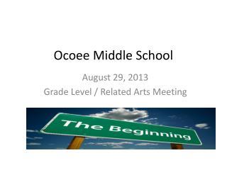Ocoee Middle School