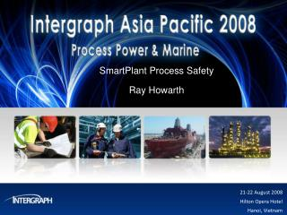 SmartPlant Process Safety Ray Howarth