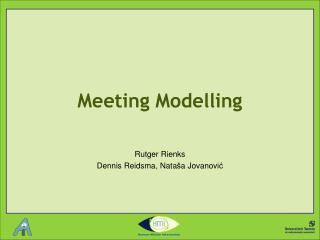 Meeting Modelling