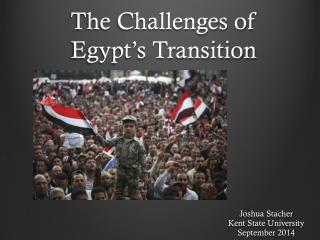 The Challenges of Egypt�s Transition