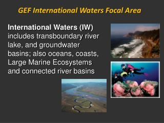 GEF International Waters Focal Area