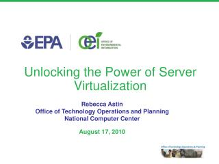 Unlocking the Power of Server Virtualization
