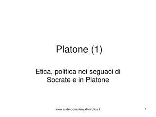 Platone (1)