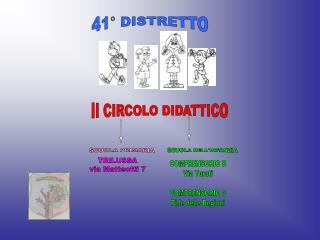 41� DISTRETTO