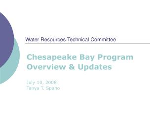 Water Resources Technical Committee