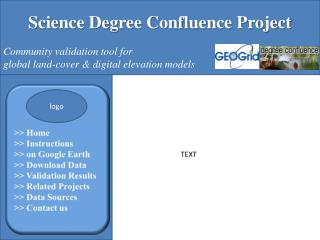 Science Degree Confluence Project