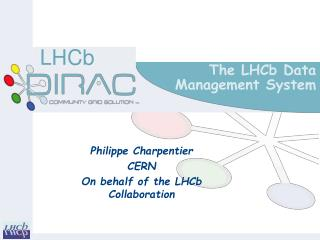 The LHCb Data Management System