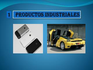 productos industriales
