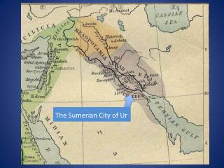 The Sumerian City of Ur
