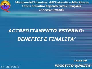 Ministero dell�Istruzione, dell�Universit� e della Ricerca